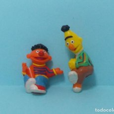 Figuras de Goma y PVC: BARRIO SESAMO / SESAME STREET - EPI Y BLAS - APPLAUSE (ADORNOS LAPICES). Lote 139487737