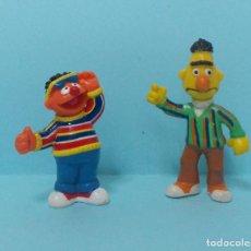 Figuras de Goma y PVC: BARRIO SESAMO / SESAME STREET - EPI Y BLAS - BULLY & HENSON. Lote 139487749
