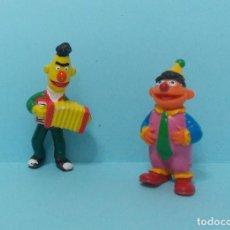 Figuras de Goma y PVC: BARRIO SESAMO / SESAME STREET - EPI Y BLAS - APPLAUSE. Lote 139487753