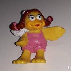 Figuras de Goma y PVC: ANTIGUA FIGURA DE GOMA BIRDIE THE EARLY BIRD PUBLICITARIA DE MCDONALDS AÑO 1990. Lote 139511262