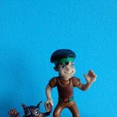 Figuras de Goma y PVC: COMICS SPAIN,LA CORONA MAGICA. Lote 139526178