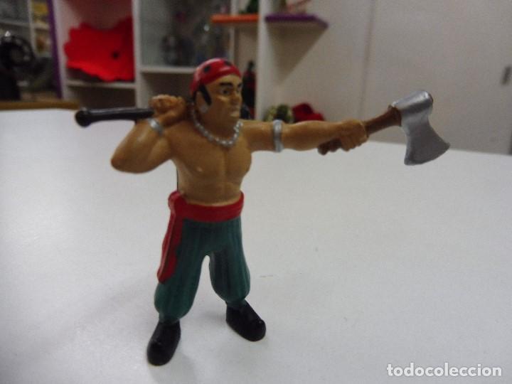 Figuras de Goma y PVC: Figura goma pvc pirata Plastoy - Foto 2 - 139553710
