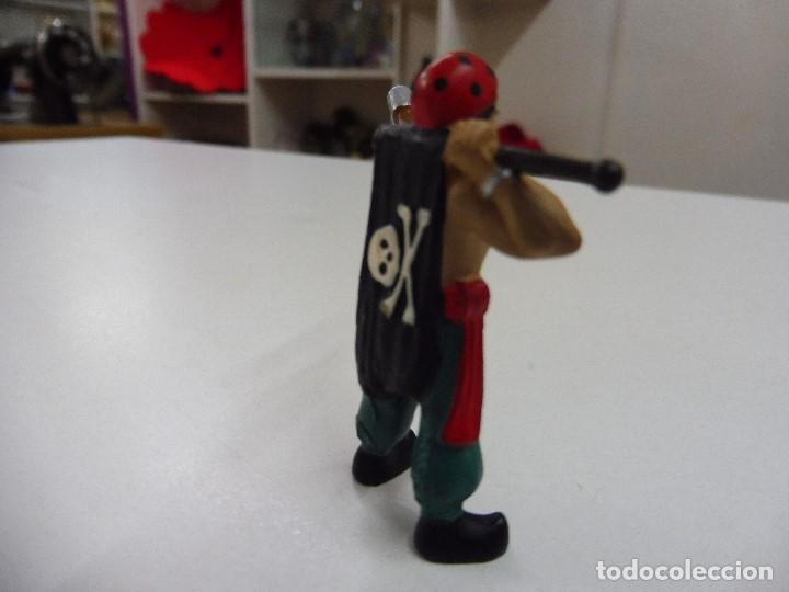 Figuras de Goma y PVC: Figura goma pvc pirata Plastoy - Foto 3 - 139553710