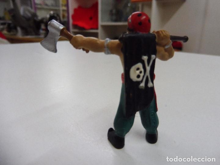 Figuras de Goma y PVC: Figura goma pvc pirata Plastoy - Foto 4 - 139553710