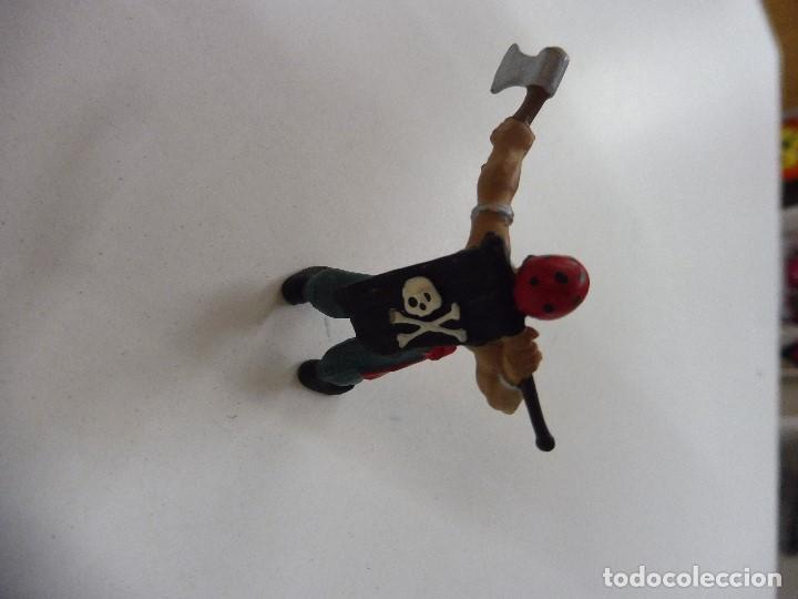 Figuras de Goma y PVC: Figura goma pvc pirata Plastoy - Foto 7 - 139553710