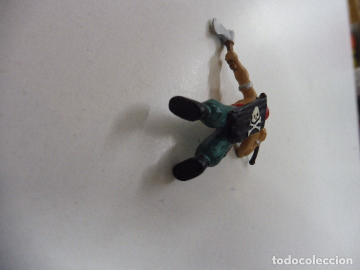 Figuras de Goma y PVC: Figura goma pvc pirata Plastoy - Foto 8 - 139553710