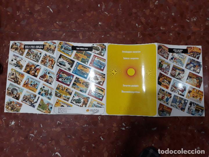 Figuras de Goma y PVC: MONTAPLEX- CATALOGO DESPLEGABLE PARA SU IMPORTACION- MUY RARO!!! - Foto 2 - 139590038