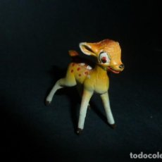 Figuras de Goma y PVC: FIGURA BAMBI DISNEY. PECH O JECSAN. Lote 139591862