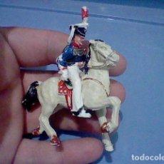 Figuras de Goma y PVC: LAFREDO CABALLO NAPOLEONICOS PEQUEÑO FIGURA GOMARSA REAMSA JECSAN TAMAÑO PEQUEÑO . Lote 139688406