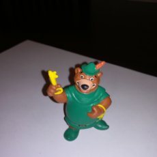 Figuras de Goma y PVC: WALT DISNEY FIGURA PVC JOHN LITTLE PERSONAJE DE ROBIN HOOD BULLY ENRLAG. Lote 139717109