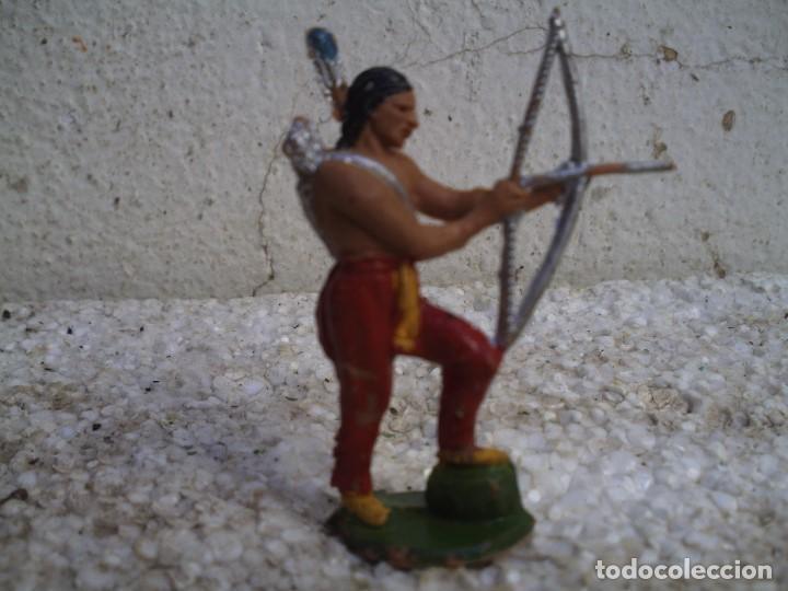 INDIO DE JECSAN (Juguetes - Figuras de Goma y Pvc - Jecsan)