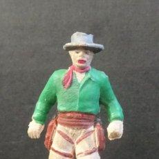 Figuras de Goma y PVC: GAMA COWBOY GOMA. Lote 139731250