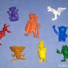 Figuras de Goma y PVC: LOTE FIGURAS DUNKIN AÑOS 60/70 EN MUY BUEN ESTADO VER FOTOS Y DESCRIPCION LOTE 3. Lote 139741450