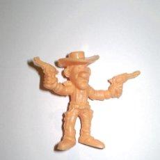 Figuras de Goma y PVC: FIGURA LUCKY LUKE TIPO COMANSI O DUNKIN - HERMANO DALTON. Lote 139793318