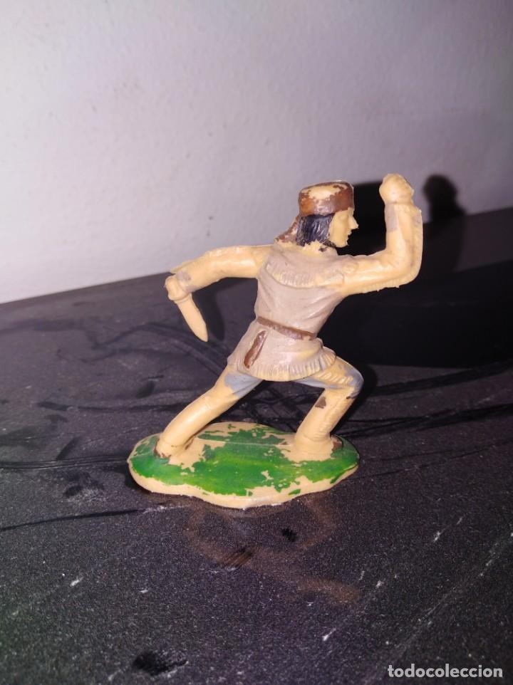 Figuras de Goma y PVC: Trampero reamsa oeste - Foto 2 - 139827646