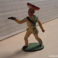 Figuras de Goma y PVC: FIGURA DE GOMA MEJICANO STARLUX. Lote 139874830