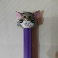 Dispensador Pez: DISPENSADOR PEZ TOM Y JERRY U.S MADE IN AUSTRIA 1994. Lote 139965430