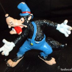 Figuras de Goma y PVC: EL LOBO FEROZ - FIGURA PVC - DISNEY BULLYLAND. Lote 140127142