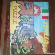 Figuras de Goma y PVC: SOBRE MONTAPLEX PUZZLE. Lote 140138282