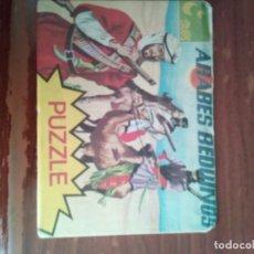 Figuras de Goma y PVC: SOBRE MONTAPLEX PUZZLE. Lote 140138498