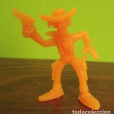 Figuras de Goma y PVC: FIGURA PVC DUNKIN SERIE LUCKY LUKE. Lote 140140742