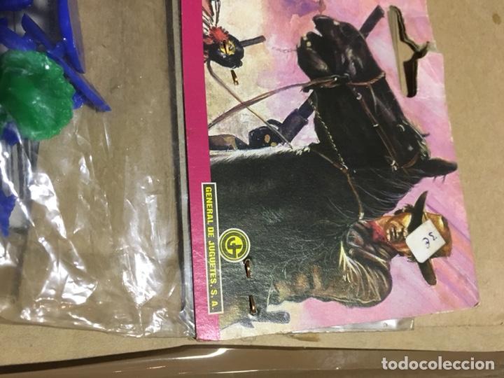 Figuras de Goma y PVC: Juguetes indios y vaqueros de plástico general de juguetes - Foto 2 - 140190734
