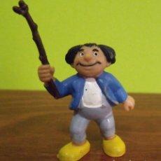 Figuras de Goma y PVC: FIGURA PVC GOMA DURA MAX AND MORITZ - BULLY. Lote 140208506