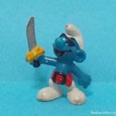 Figuras de Goma y PVC: PITUFO - ORIGINAL SCHLEICH. Lote 140274953