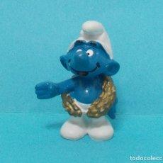 Figuras de Goma y PVC: PITUFO - ORIGINAL SCHLEICH. Lote 140274961