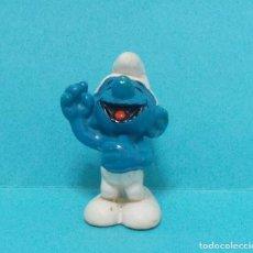 Figuras de Goma y PVC: PITUFO - ORIGINAL SCHLEICH. Lote 140275324