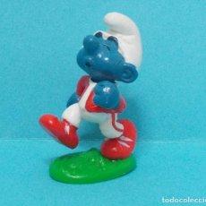 Figuras de Goma y PVC: PITUFO - ORIGINAL SCHLEICH. Lote 140275525
