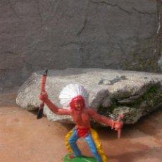 Figuras de Goma y PVC: FIGURA SOTORRES. Lote 140357946