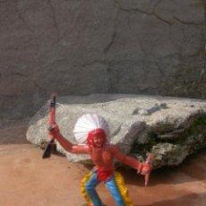 Figuras de Goma y PVC: FIGURA SOTORRES. Lote 140358058