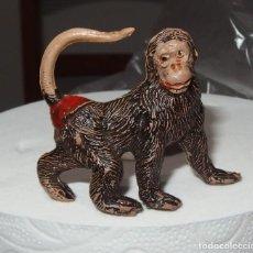 Figuras de Goma y PVC: MONO DE PECH,AÑOS 60. Lote 140425762
