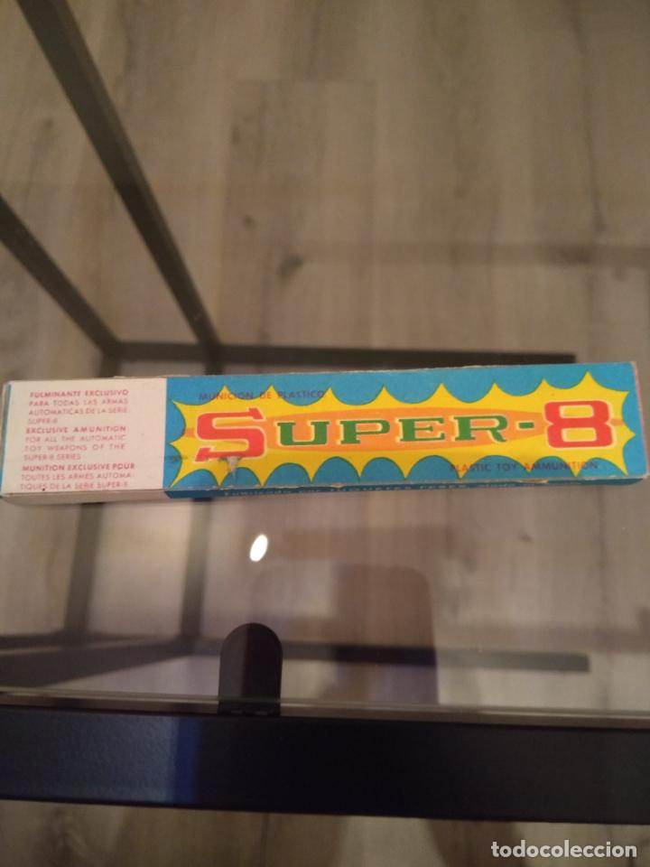 ANTIGUA CAJA DE MIXTOS SUPER-8 (Juguetes - Figuras de Goma y Pvc - Pipero)