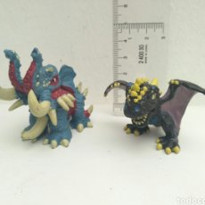 Figuras de Goma y PVC: FIGURAS ANIMALES MONSTRUOSOS. Lote 140493713