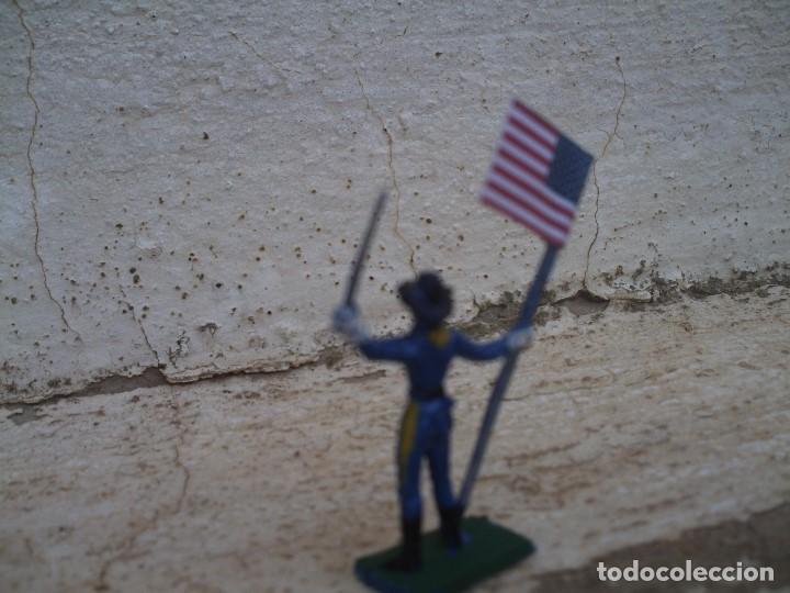 Figuras de Goma y PVC: soldado del mini oeste de comansi - Foto 2 - 140494010