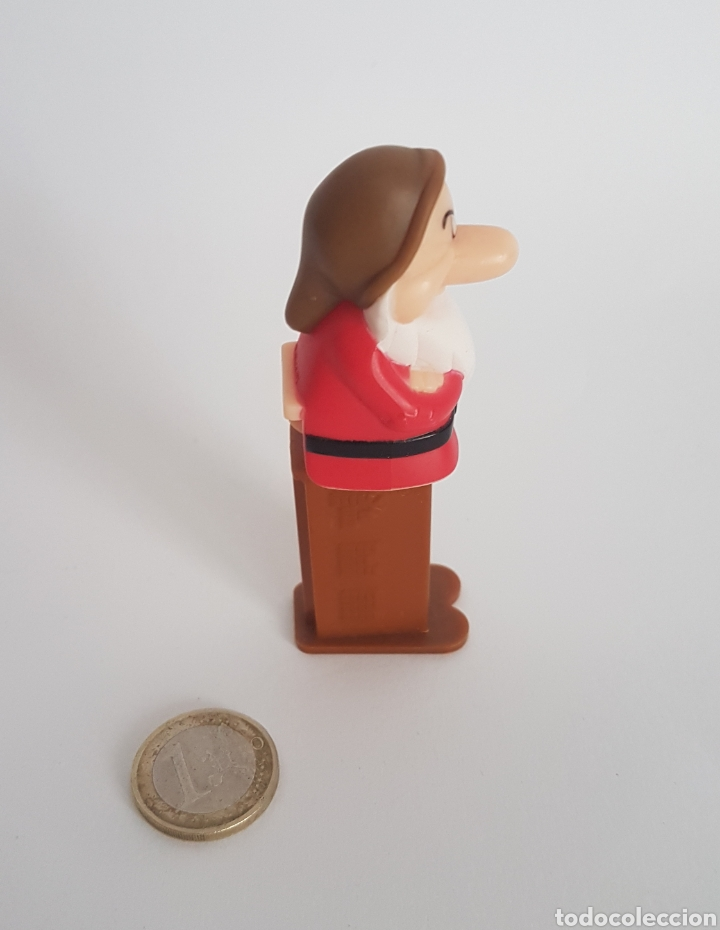 Dispensador Pez: Dispensador caramelos Pez. Enanito Gruñón Blancanieves - Foto 3 - 140494464