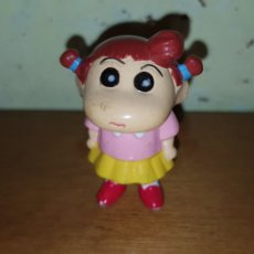 Figuras Kinder: FIGURA KINDER ZAINI O SIMILAR HERMANA SHIN CHAN MUÑECO COLECCIÓN DIBUJOS ANIMADOS. Lote 140509313