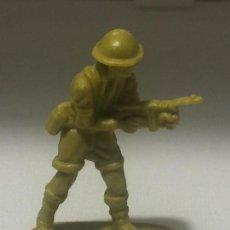 Figuras de Goma y PVC: SOLDADO PLASTICO DURO. . Lote 140525806