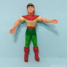 Figuras de Goma y PVC: YOUNG ROBIN HOOD - HANNA BARBERA - JUST TOYS - FIGURA FLEXIBLE. Lote 140537014