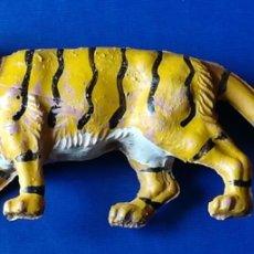 Figuras de Goma y PVC: FIGURA DE GOMA TIGRE LAFREDO. Lote 140546614