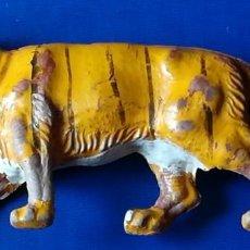 Figuras de Goma y PVC: FIGURA DE GOMA TIGRE LAFREDO. Lote 140546698