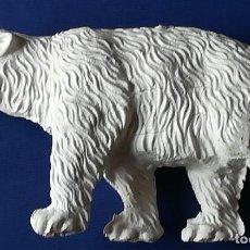 Figuras de Goma y PVC: FIGURA DE GOMA OSO POLAR LAFREDO. Lote 140546834