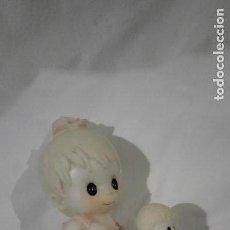 Figuras de Goma y PVC: FIGURA DE RESINA ENTRE 6 Y 8 CM. Lote 140765938