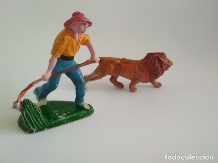 FIGURAS GOMA AÑOS ,50 (Juguetes - Figuras de Goma y Pvc - Pech)