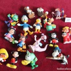 Figuras de Goma y PVC: LOTE DE FIGURAS ANTIGUAS, VER IMAGENES!. Lote 140804582