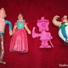 Figuras de Goma y PVC: PVC. MUY ANTIGUOS. Lote 140874170