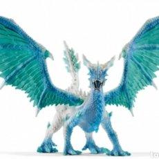 Figuras de Goma y PVC: FIGURA PVC DRAGON ASALTANTE POLAR. Lote 140954721