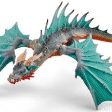 Figuras de Goma y PVC: FIGURA PVC DRAGON BUCEADOR. Lote 140957168